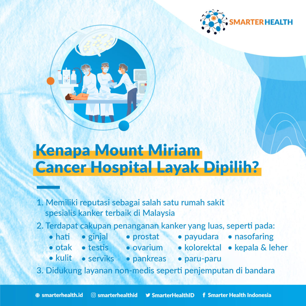 keunggulan mount miriam hospital